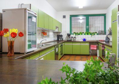 Homberger Treff -die Küche für gemeinsame Aktivitäten