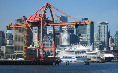 Vancouver und Umgebung – dream city on the Pacific coast