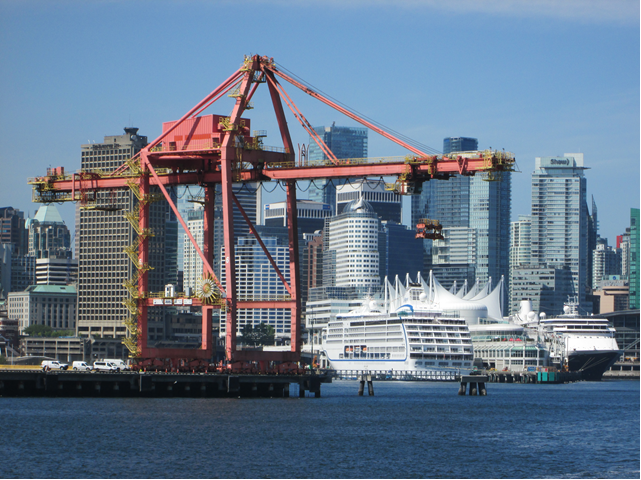 Vancouver und Umgebung - dream city on the Pacific coast