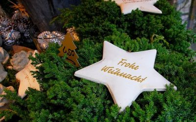 Weihnachtsmarkt im Homberger Treff
