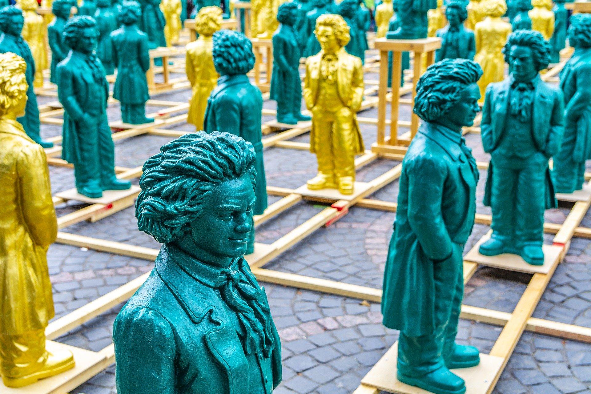 Beethovens Beste - Vier Frauen für Ludwig