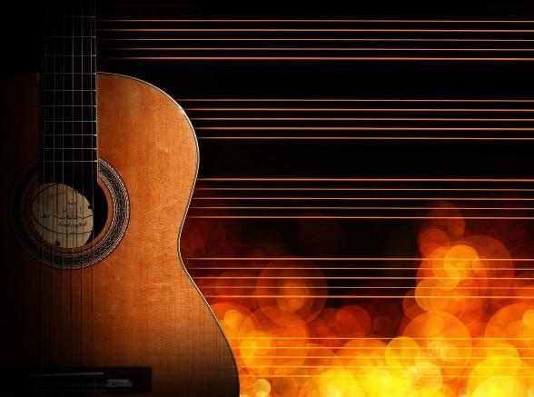 Spanische Gitarren